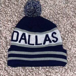 Dallas Cowboys knit hat